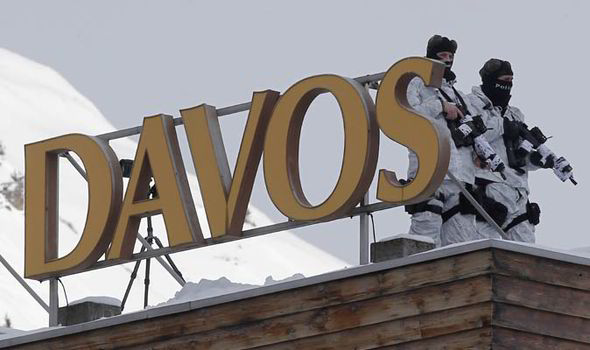 Security in Davos 244748