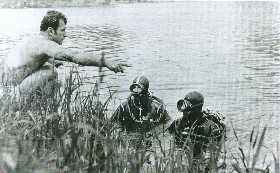 soviet security divers
